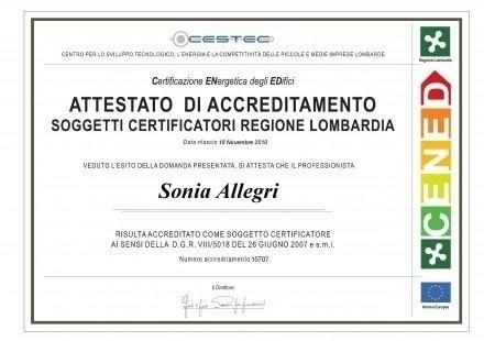 Certificazione energetica studio immobiliare a b - Certificazione energetica e contratto di locazione ...